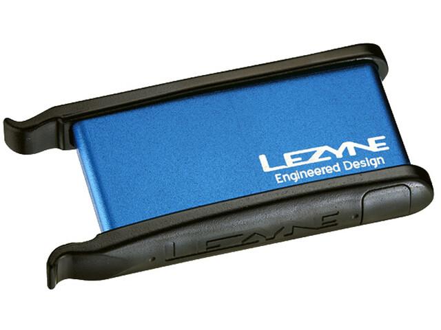 Lezyne Lever Kit Set riparazione, blu